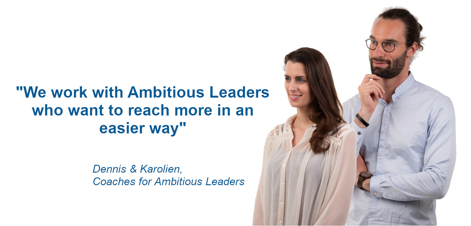 We help ambitious leaders to reach more in an easier way!